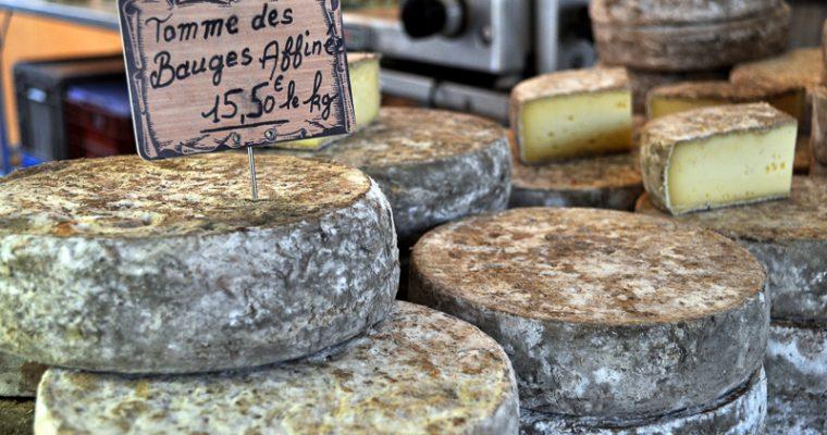 The Joy of French Market Shopping